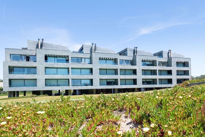 Apartamento exclusivo con piscina en Apúlia, Portugal