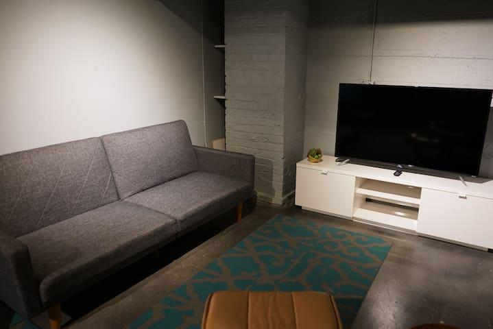 Cozy Apartment Downtown Fargo