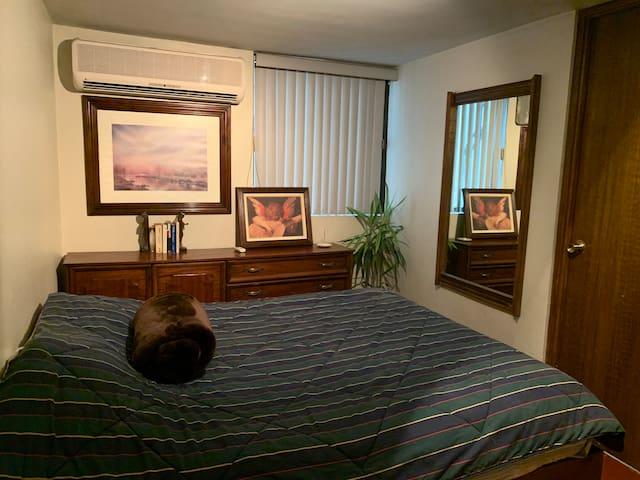 Suite independiente en casa cerca del Tecnológico.