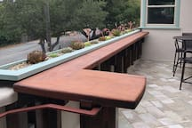 Front deck/bar