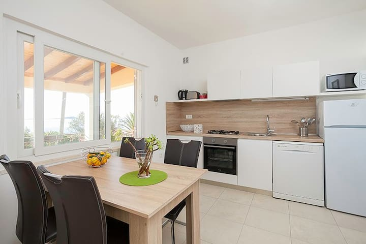 Croatia, Korcula, Lovely apt 1