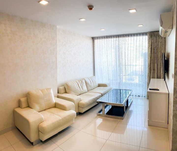 Park Royal 3, Pratamnak, 1 bedroom