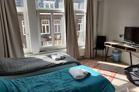 Two person studio appartement City Center Roermond