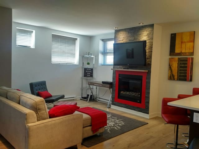 11 Kilometers from Downtown Ottawa - Gatineau - Apartment
