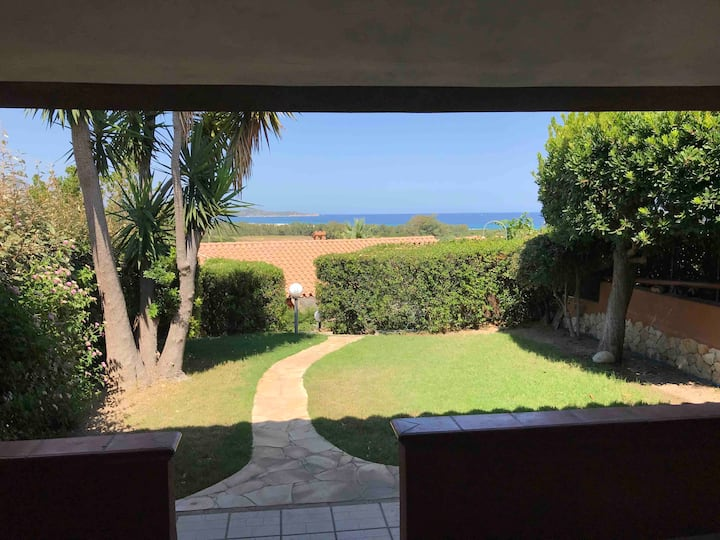 Villetta Costa Rei 3 camere 2 bagni,400M dal mare