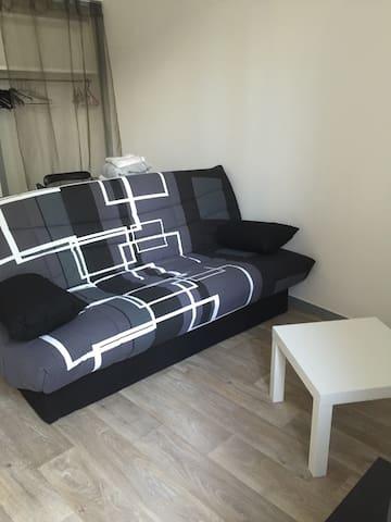 Charmant studio - Montluçon - Appartement
