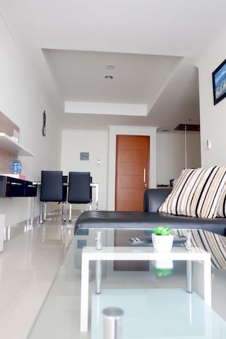 SEA VIEW || Ancol Mansion || 2bedroom 2bathroom