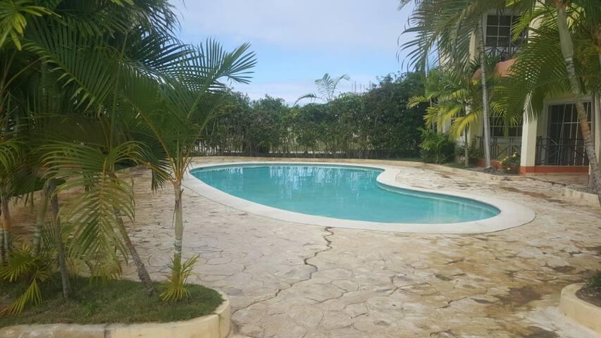 Comoda Habitacion en Costa Bavaro a 21 $US
