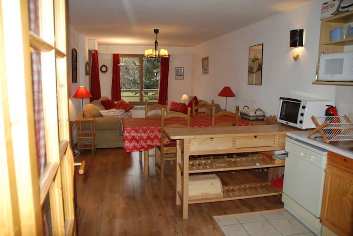 L'Anémone, 6pers., 60m², Expo sud - La Salle-les-Alpes - Lägenhet