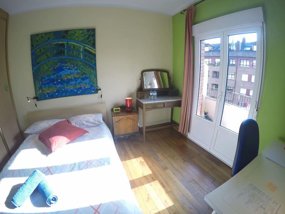 Habitaci n ideal para pareja 5 minutos del centro - Habitacion para pareja ...