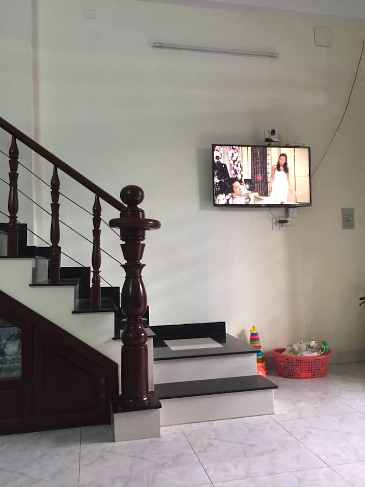 Home stay in Hochiminh private room