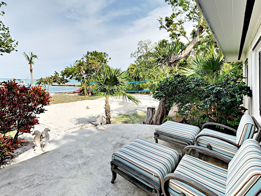This stunning waterfront home is professionally managed by TurnKey Vacation Rentals.