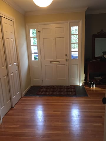 Entire house is yours for Inauguration Weekend! - Bethesda - Hus
