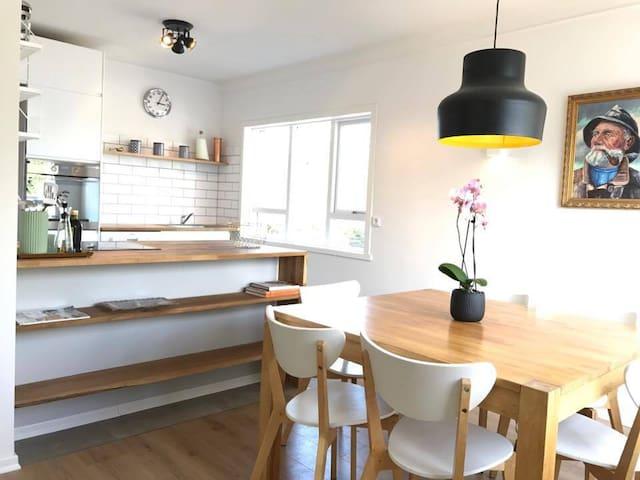 >NEW< Newly renovated family house near Reykjavík.