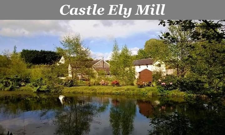 MILL COTTAGE at CASTLE-ELY-MILL