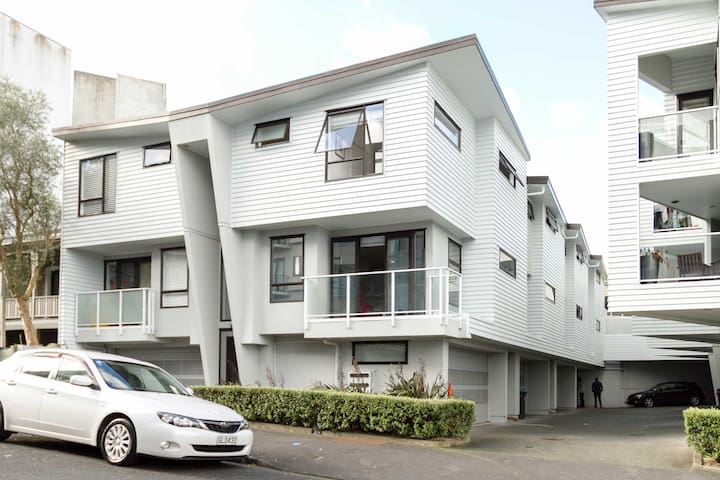 2 Bedroom Ponsonby Apartment 1 or 2 Couples - Auckland - Sorház