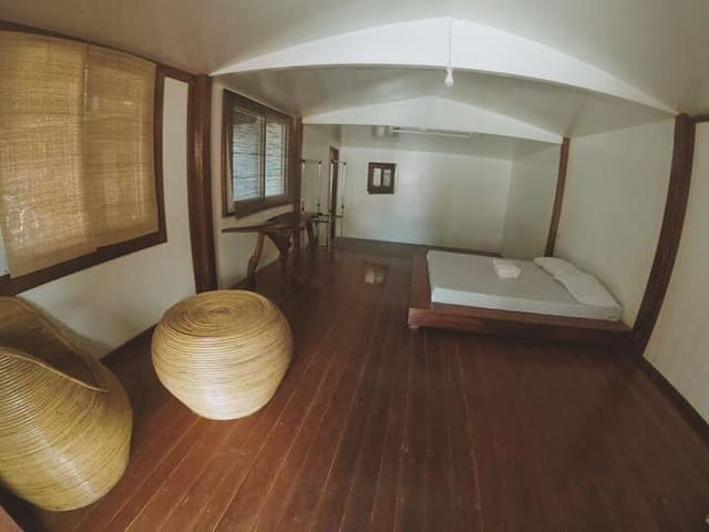 #S1 Double Room with Aircon and Private Bathroom
