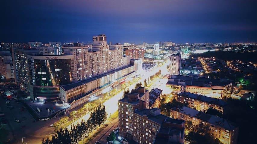 VIP квартира в центре - Samara - Apartemen