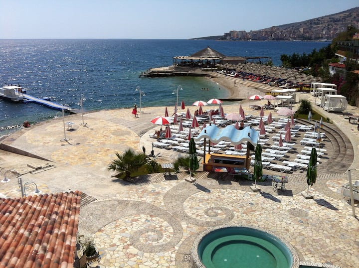 Duplex - Perfect apartment at resort in Sarande