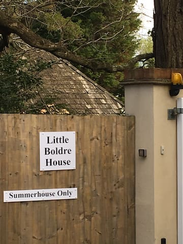 Little Boldre House - Summer House