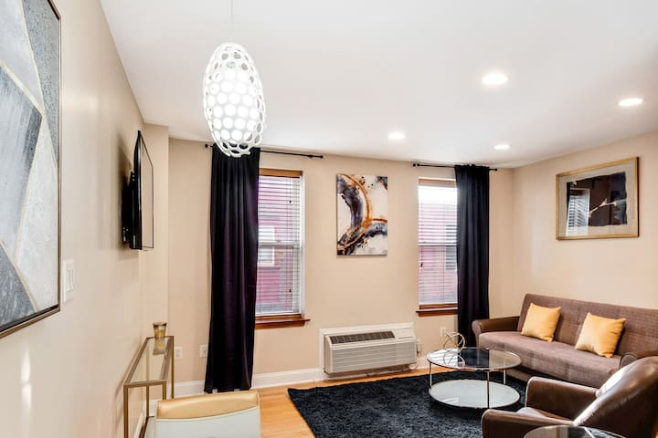 The Dreamers Residence - Convenient 1BD in Center City