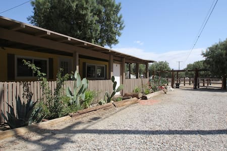 Country Desert Cottage with Pool - #5 - Palm Springs