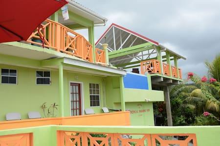Tropical Paradise View Mini hotel. Room # 5