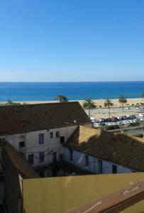 Habitación frente a la playa!!! - Arenys de Mar