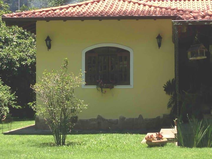 SÍTIO XAMÃ Casa  anexa descanso , lazer e esporte