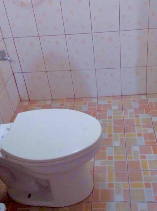 Ensuite bathroom of Bedroom B