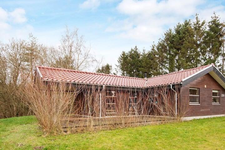 Rural Holiday Home in Jutland near Lake