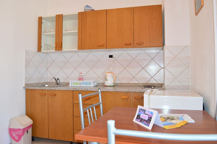 Apartments Milić / One bedroom A1 - Gornji Karin - Apartamento