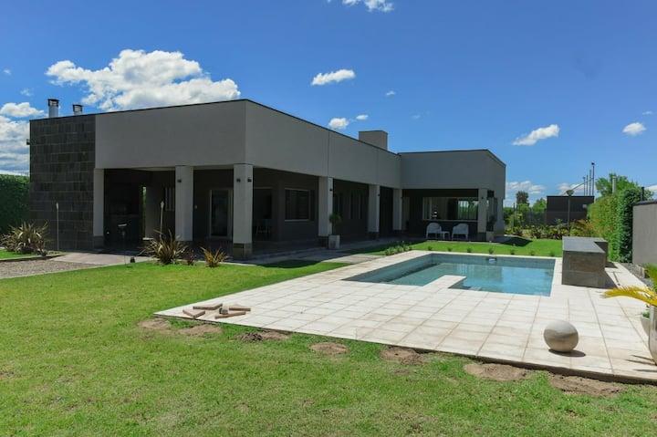 Casa quinta con piscina