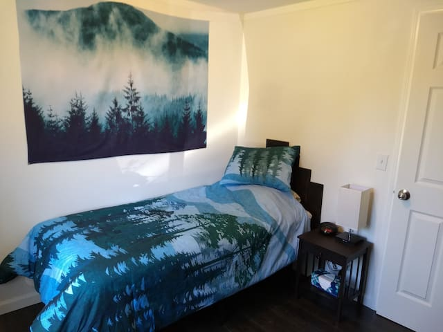 Family Friendly Home, Twin Bed