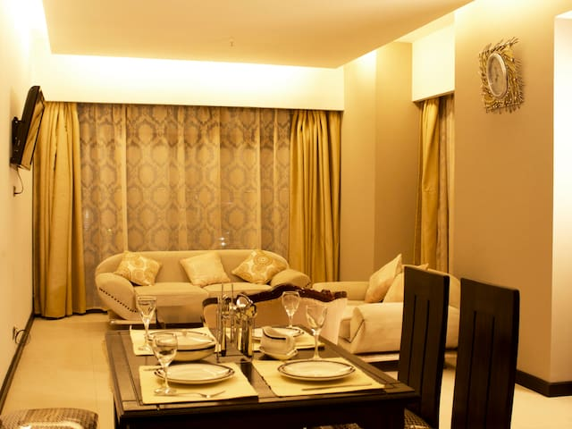 Luxury Apartment in Westlands @ Le'mac