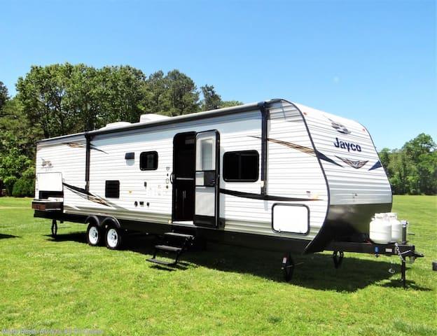 Luxury Camper at ROYALGLAMPGROUNDS #1