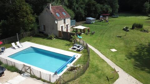 La Petite Maison, Domaine du Bas Bachault