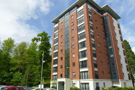 Modern first floor apartment - Belfast - Appartement