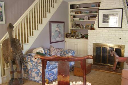 Charming updated beach house - Westport