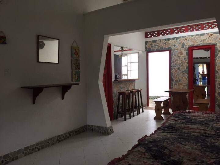 """""""Kailani""""Hermosa y acogedora casa en Sapzurro, Col"""