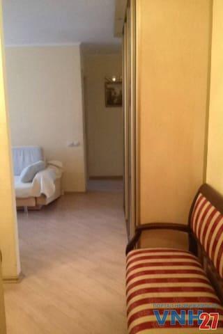 уютное проживание в центре города - Khabarovsk - Apartamento com serviços incluídos