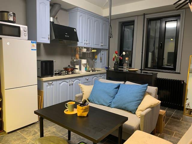 Cozy room near Sanlitun 三里屯的舒适房间 CBD 太古里 工体