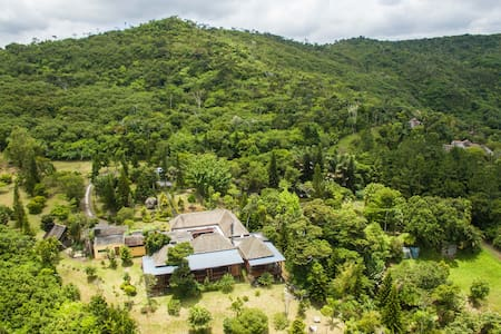 Nature awaits you @ NidJO Lodge - Tamarin