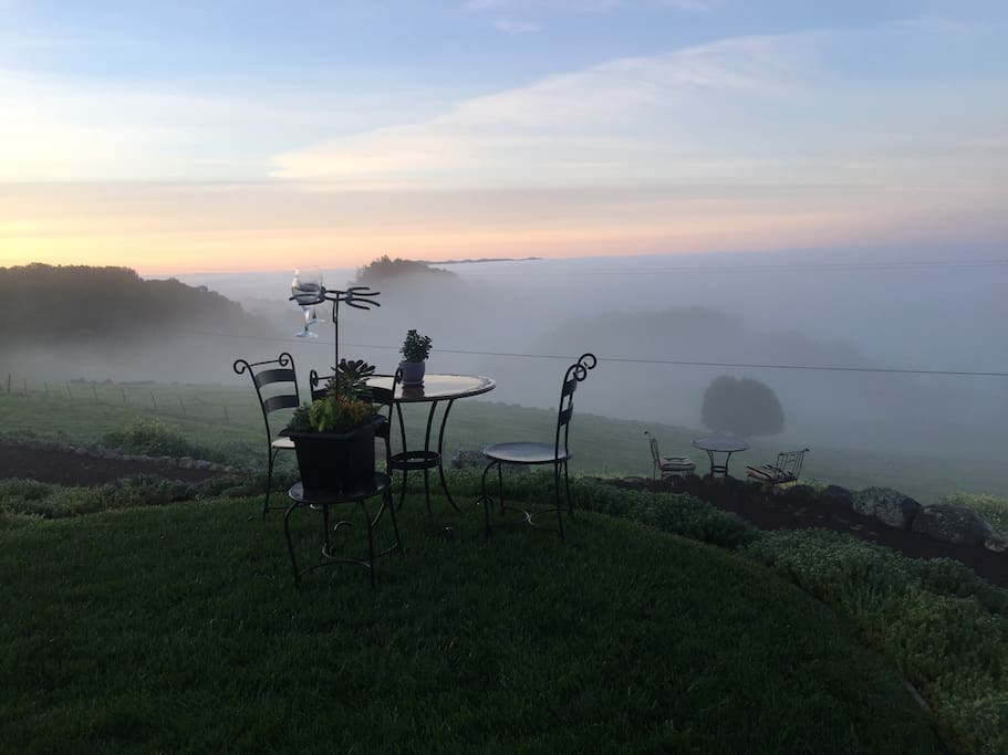 Sonoma mountain terrace valley view farm stays for rent for Terrace farming meaning