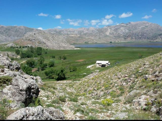 Ecotourism. Mountain guest house - Mugla - Dom