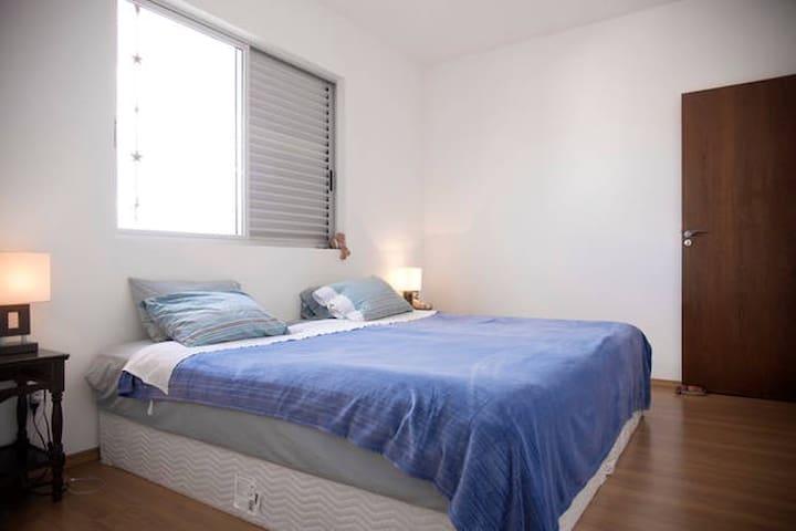 En-suite in beautiful penthouse - Belo Horizonte - Huoneisto