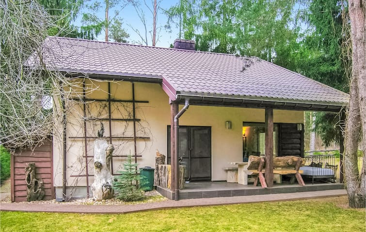Holiday cottage with 3 bedrooms on 146m² in Szczytno