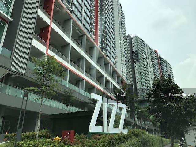 The Zizz Facade