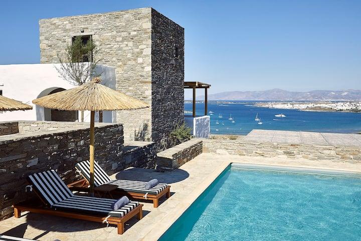 Sky 3 Bedroom Villa Sea View Private Pool