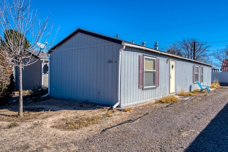Pecos Mobile Home -- Furnished